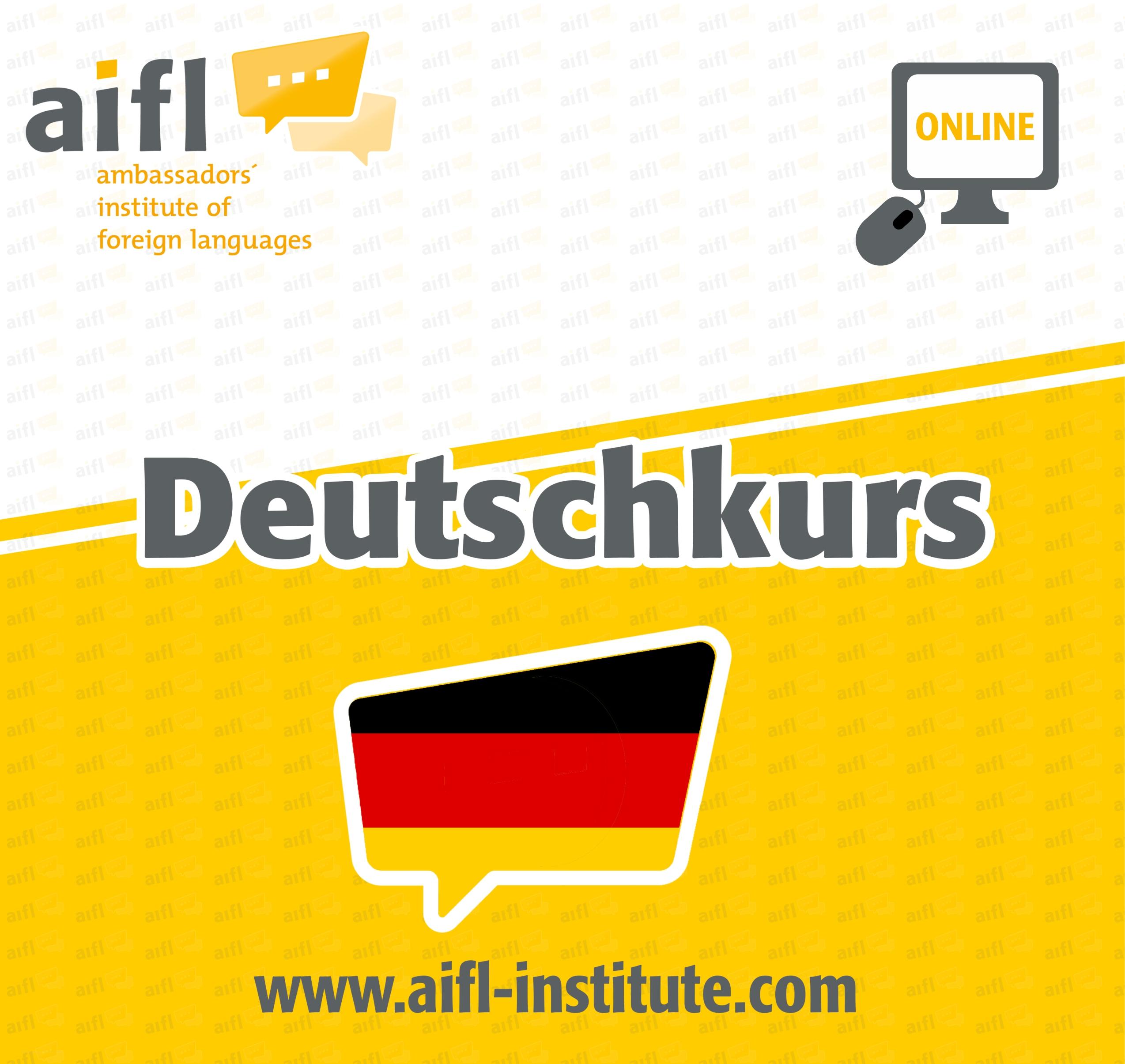 Deutsch für Engländer