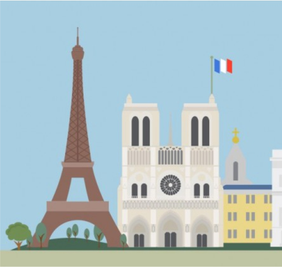 French - Kompletpaket